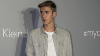 Il disappunto di Justin Bieber