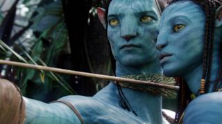 Jake Sully e Neytiri protagonisti di Avatar