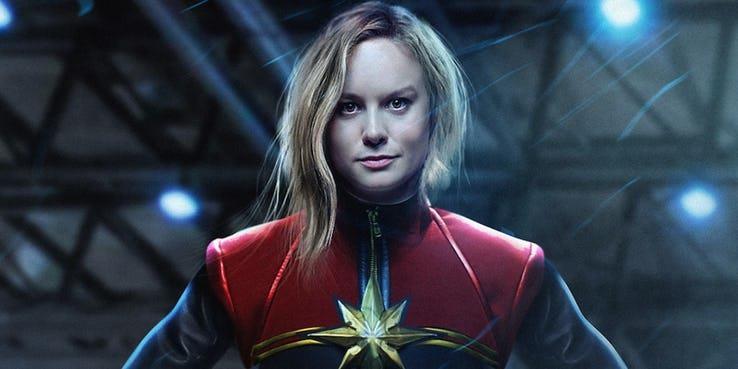 Captain Marvel, la nuova eroina che conosceremo l'anno prossimo