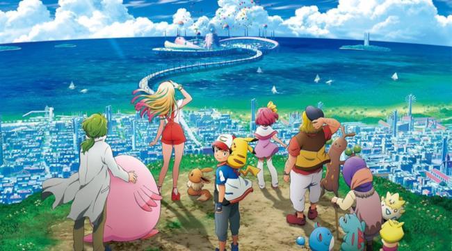 Pokémon: la storia di tutti