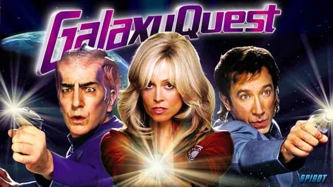 Galaxy Quest, la locandina