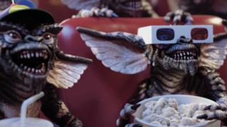I malvagi Gremlins al cinema nel film del 1984