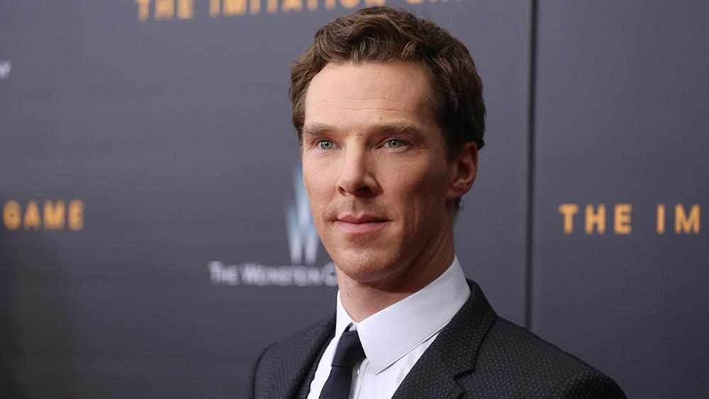 Una foto di Benedict Cumberbatch