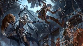 Il gioco di Dungerons & Dragons