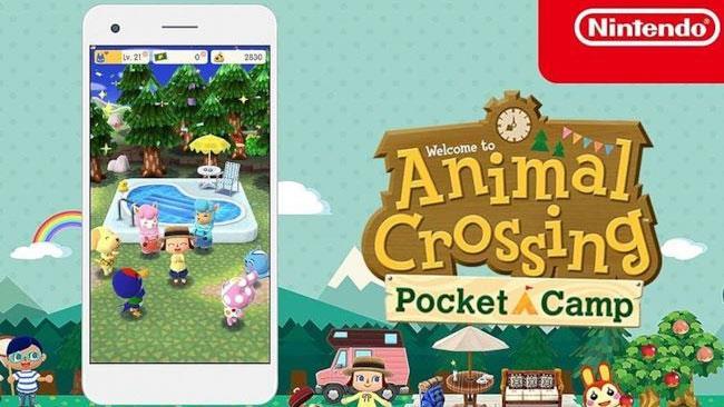 L'anteprima di Animal Crossing Pocket Camp