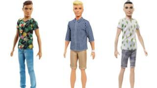 Tre nuovi look per il Ken del 2017
