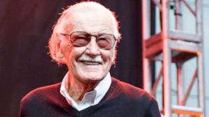 Stan Lee sorridente