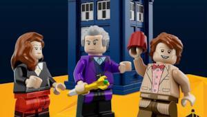 Il set LEGO ufficiale di Doctor Who si è materializzato!