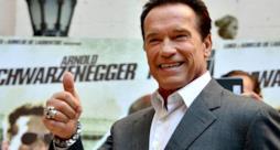 Arnold Schwarzenegger ai tempi in cui era governatore