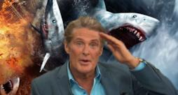 David Hasselhoff sarà in Sharknado 3