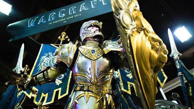 Warcraft al San Diego Comic Con 2015