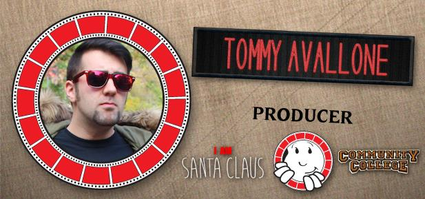 Tommy Avallone produttore