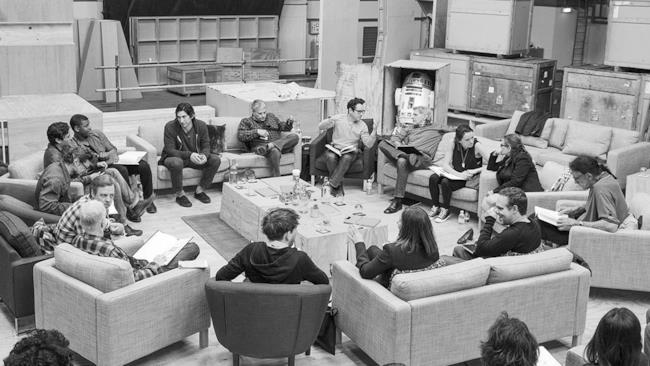 George Lucas non è nel team creativo di Star Wars 7
