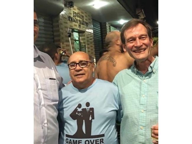 Sosia brasiliano di Danny De Vito