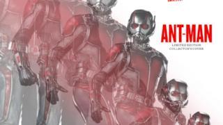 La copertina di Empire Magazine con Ant-Man