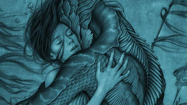 L'uomo pesce e la donna