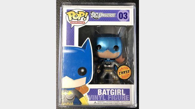Batgirl Funko in versione Chase
