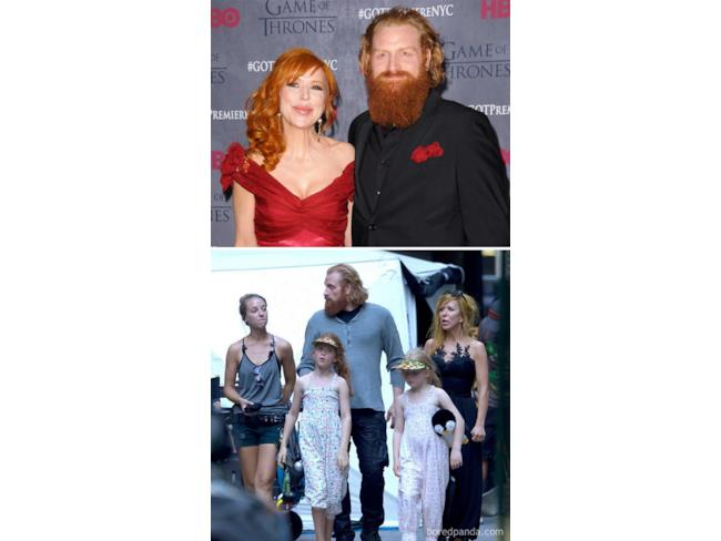 Tormund e famiglia