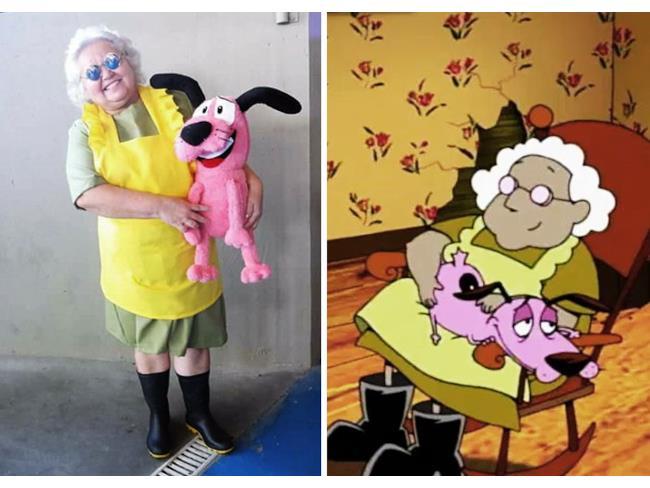 Il costume di Muriel
