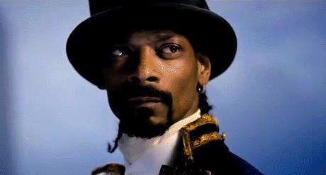 Snoop Dogg approva - GIF di reazione ai commenti, le più divertenti da usare su Whatsapp e Facebook