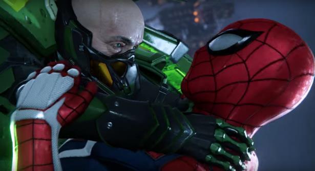 L'uomo ragno contro l'avvoltoio E3 2018