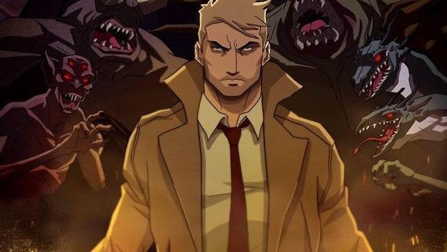 Constantine nella serie animata