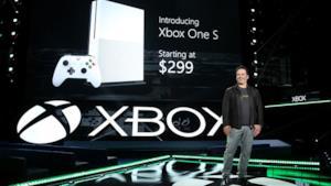 La foto del boss di Xbox