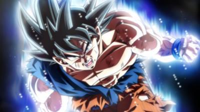 Goku utilizza l'Ultra Istinto