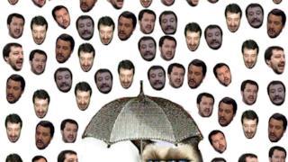 Una pioggia di salvini si abbatte su Grumpy Cat