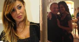 Belen Rodriguez e le foto dal set di Don Matteo 10