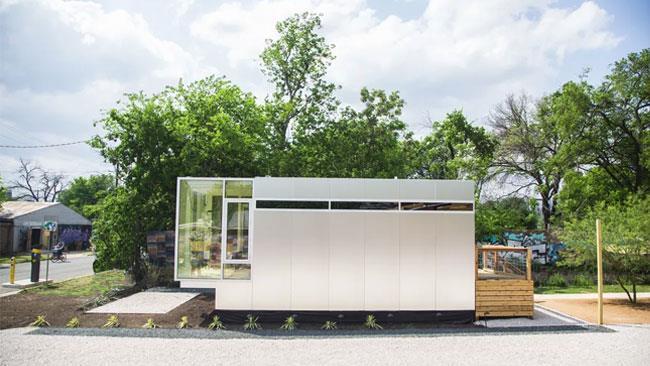 Kasita, l'innovativa abitazione del futuro
