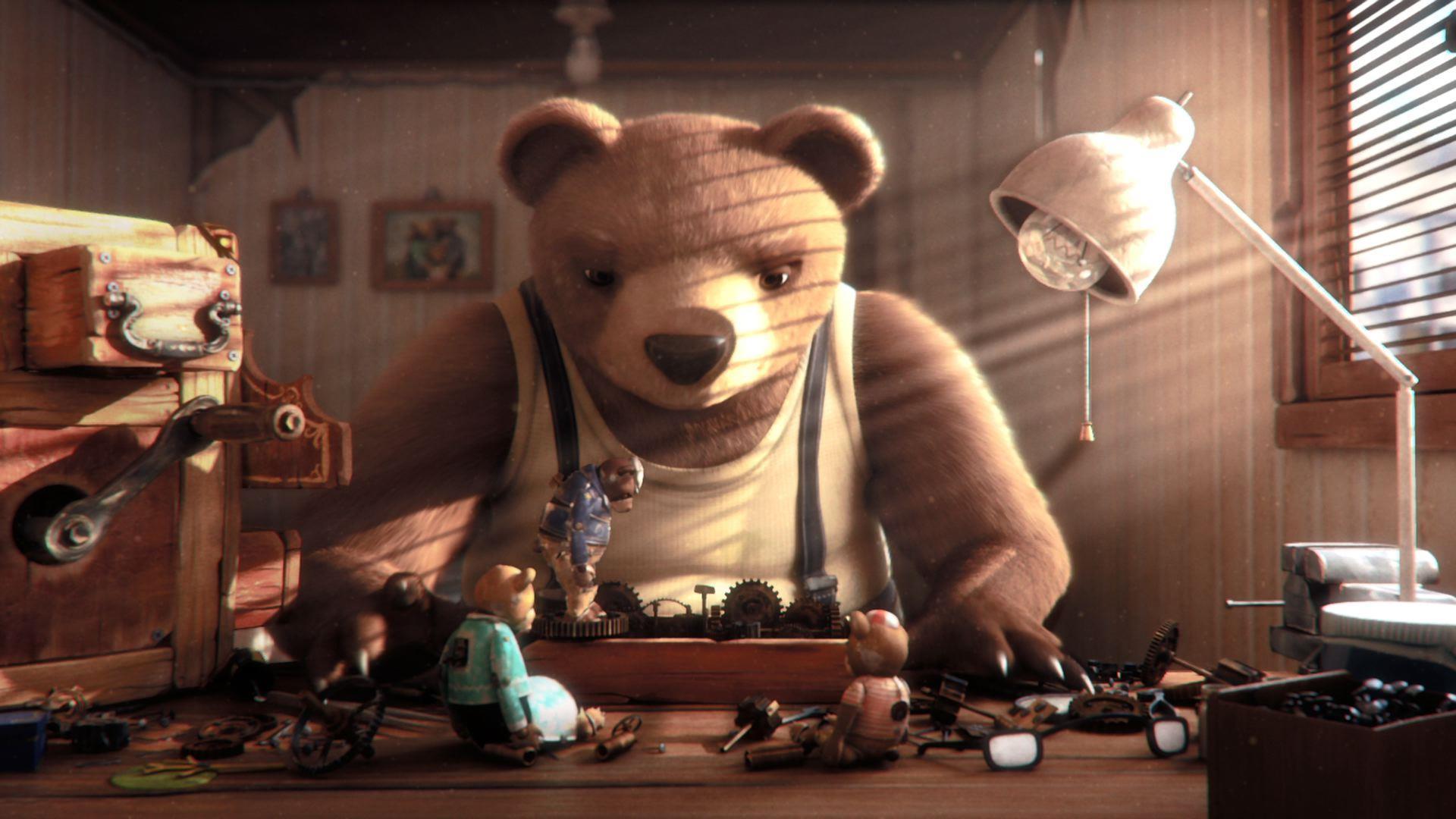 Bear Story, il cortometraggio animato che racconta sotto forma di allegoria la dittatura di Pinochet
