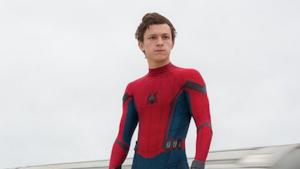 Una scena tratta dal film Spider-Man: Homecoming