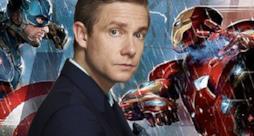 Martin Freeman avrà un ruolo nello scontro tra Iron Man e Capitan America