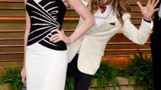 Jared Leto ed Anne Hathaway