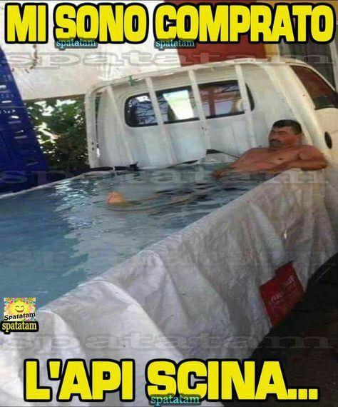 Immagini divertenti per WhatsApp - Rimedi contro il caldo / 1