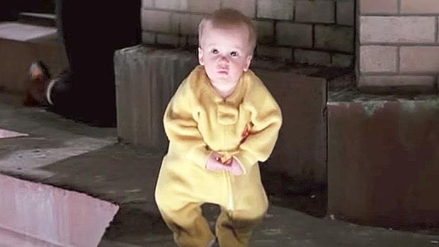Il bimbo Oscar in Ghostbusters 2