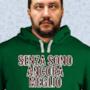 meme di Matteo Salvini con felpa spiritosa