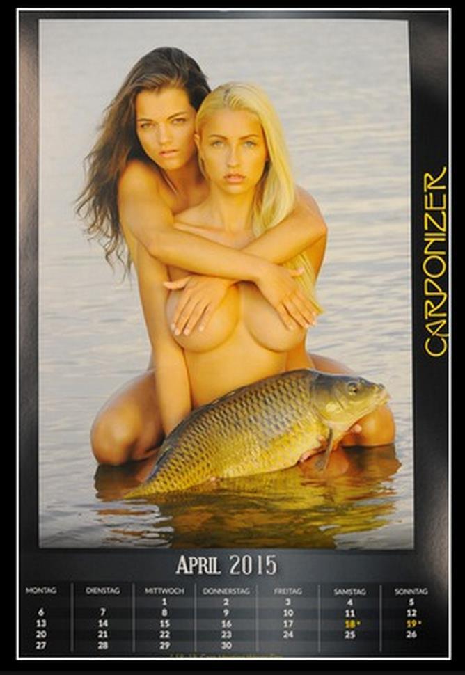 calendario carponizer 2015, il mese di aprile