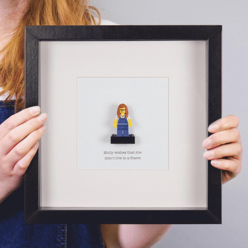 La versione mini LEGO di te stesso messa a disposizione da Firebox
