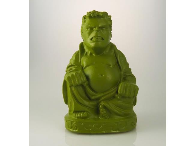 Hulk in versione Buddha