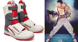 Reebok vende le scarpe di Ripley in Alien