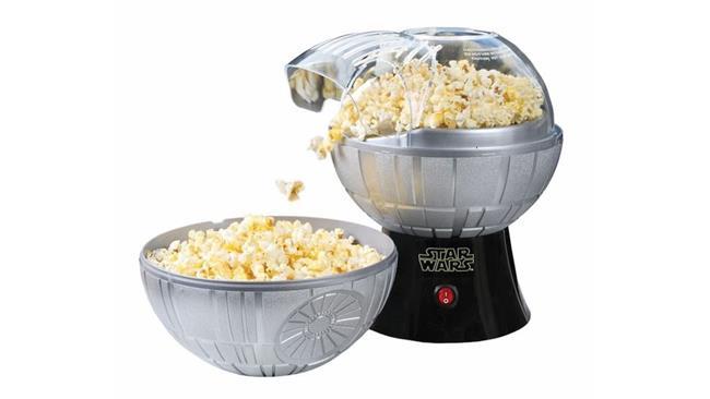La Morte Nera che fa i popcorn