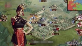 Una scena del trailer del gioco