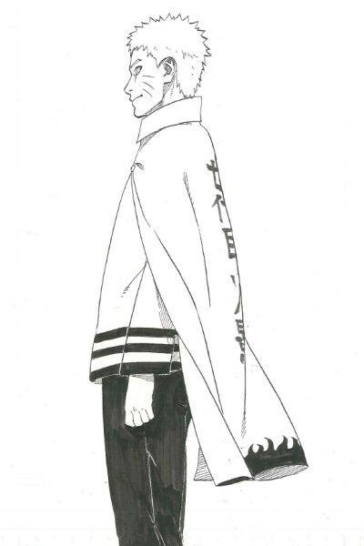 Naruto nel nuovo manga di Kishimoto