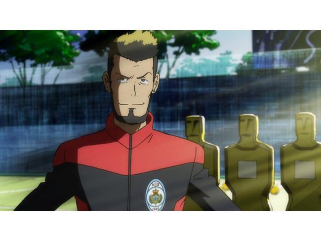 Uno dein uovi personaggi dell'anime di Lupin III