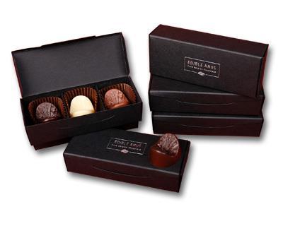 La confezione dei cioccolatini