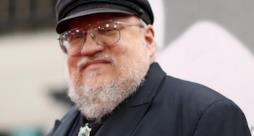 George RR Martin a un'anteprima di Game of Thrones