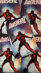 La foto della copertina di Daredevil