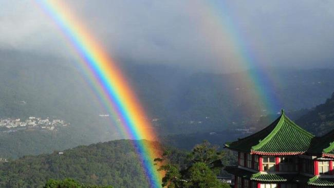 L'arcobaleno longevo